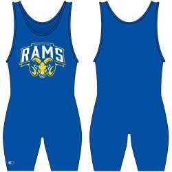 Cliff Keen Rams Singlet WrestlingMart Head Gear