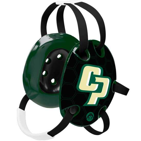 Cal Poly WrestlingMart Head Gear