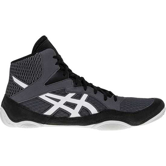 ASICS Snapdown 3-Grey-White-Black