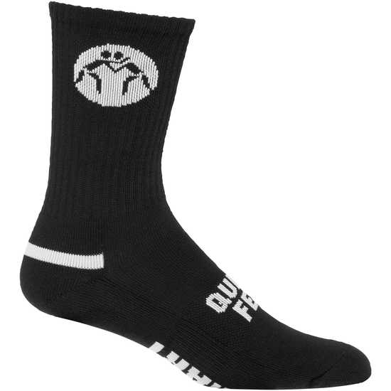 Black WrestlingMart Socks