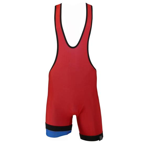 Matman Low Cut Reversible Singlet