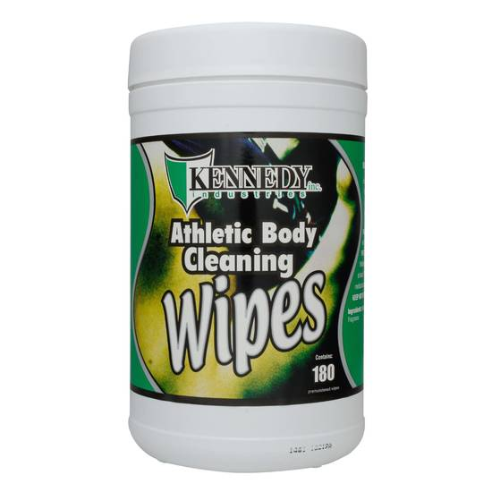 KS Athletic Body Cleaning Wipes