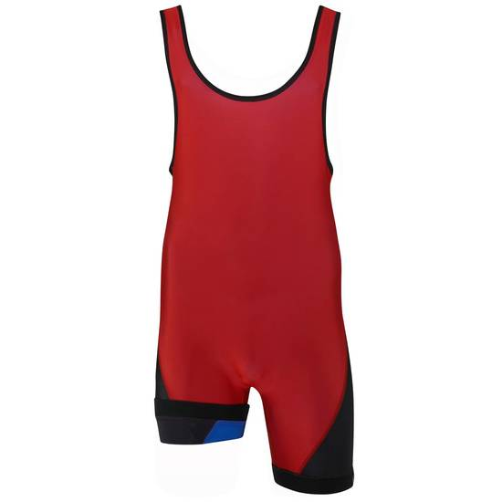 Matman High Cut Reversible Singlet
