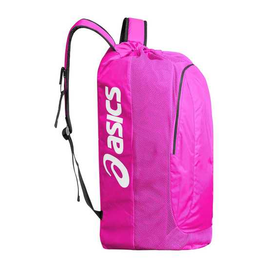 ASICS Jr Gear Bag Pink