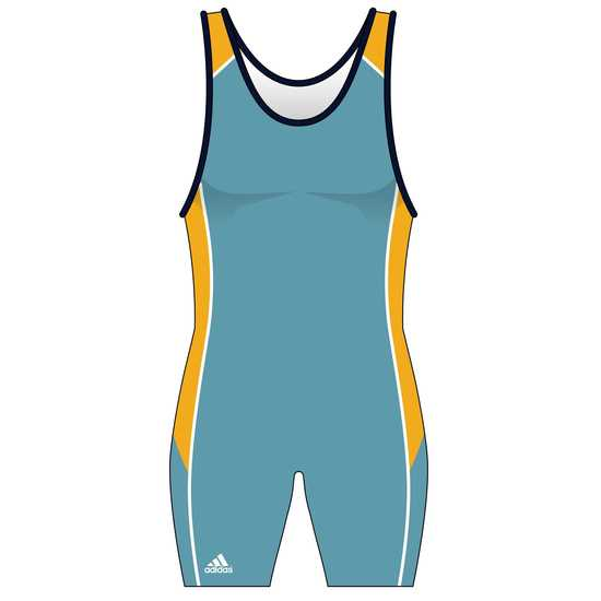 Adidas Sublimated Team Singlet