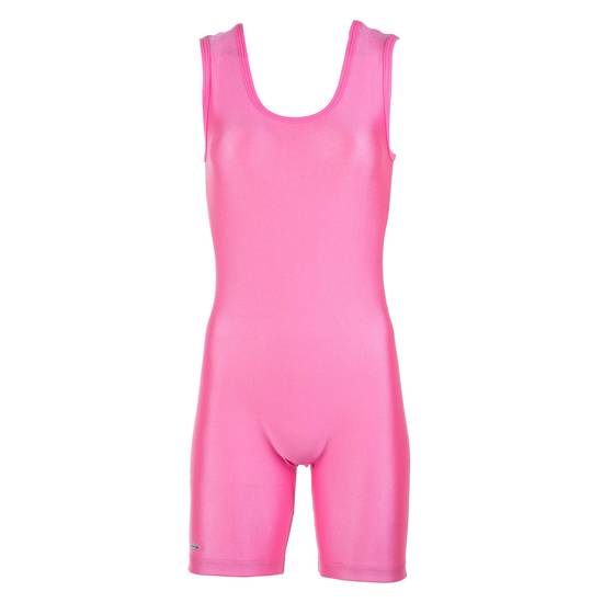 Matman Heavyweight Singlet Pink