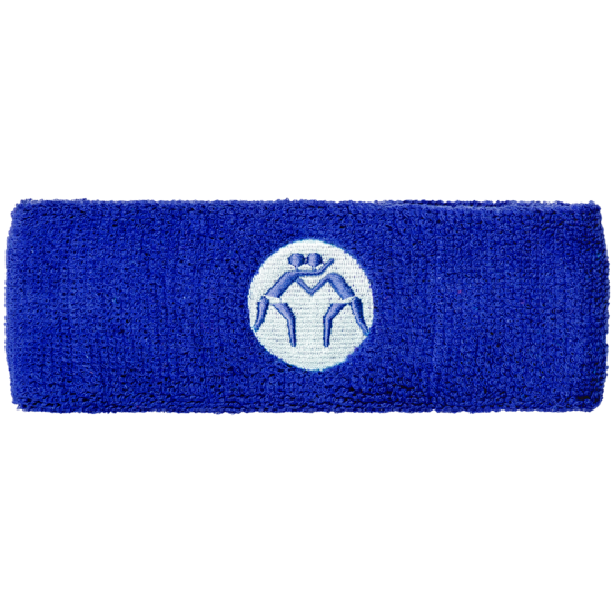 Blue WM Headband