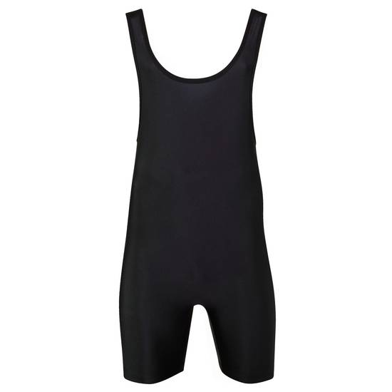 MatMan Stock 95 Singlet Black