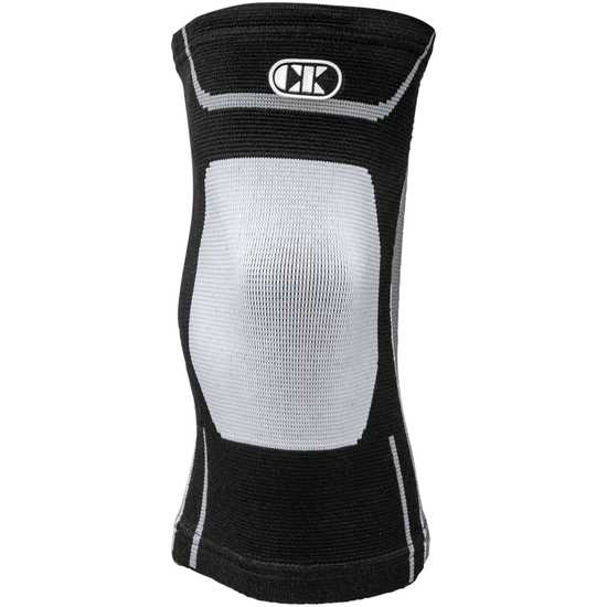 Cliff Keen Sure Shot Shooting Sleeve-Black-Grey