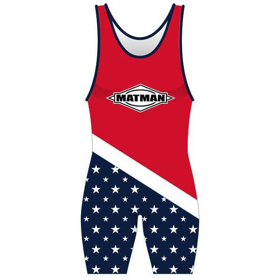 Matman Sublimated Singlet