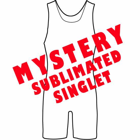 Mystery Sublimated Singlet