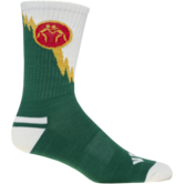 WrestlingMart Performance Sock  green red gold main