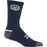 WrestlingMart Performance Socks  navy dark-grey white main
