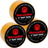 WrestlingMart 3 Inch Mat Tape 3 Pack  3-rolls main