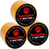 WrestlingMart 4 Inch Mat Tape 3 Pack  3-rolls main