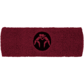 Wrestlingmart Headband  maroon black main