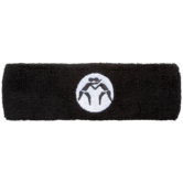 WrestlingMart Headband  black white main