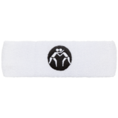 WrestlingMart Headband  white black main