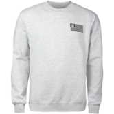 WrestlingMart WMNation SweatShirt  grey black main