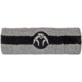 Wrestlingmart Head Band  grey black main