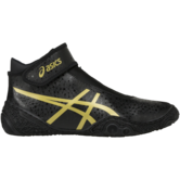 Asics Omniflex Attack 2  black gold outside