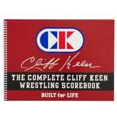 Cliff Keen Score Book  red main