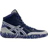 ASICS Aggressor 3 Navy Gray Navy Grey main
