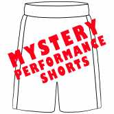 Mystery Performance Shorts (Mystery,Clothing Youth,YXS) Mystery main